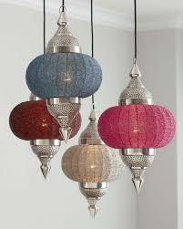 indian inspired lighting