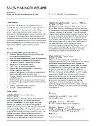 Sample Resume For Car Salesman Resume Examples For Sales Sales
