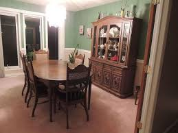 Bring A 40's Dining Set Into The 40st Century Hometalk Unique Paint Dining Room Table Property