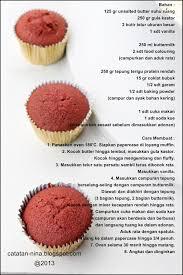 Red Velvet Cupcakes Kumpulan Resep Masakan
