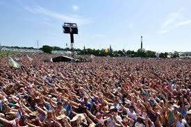 Glastonbury 2020 music festival canceled