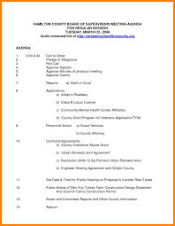 Board Meeting Agenda Samples Nonprofit Board Meeting Agenda Template Top Free Resume Samples 9