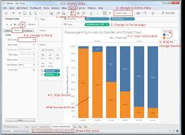 Distribution Chart Tableau Tableau Playbook Stacked Bar Chart Pluralsight
