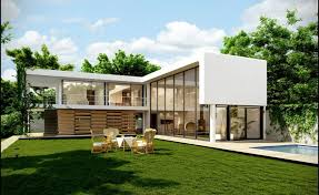 l shaped house plans. Image Of: Modern Small L Shaped House Plans