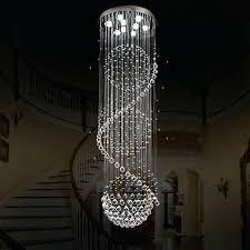 lovely spiral chandeliers or modern crystal chandelier spiral sphere design 9 light 51 spiral crystal chandelier