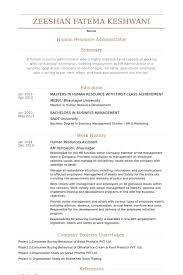 Sample Resume For Hr Assistant Best of Human Resources Assistant Resume Samples Visualcv Resume Samples Hr