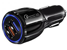 <b>Зарядное устройство Orient CAR</b> QC-12V2B 2xUSB Quick Charge ...
