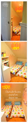 pin sleepover room