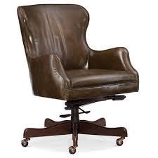 Office wooden chair Comfortable Caleb Home Executive Chair Perigold Desk Chairs Perigold
