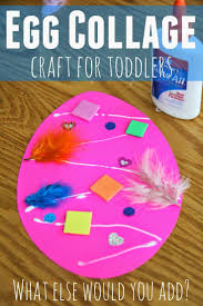 Easter Arts And Crafts For Toddlers Pinterest