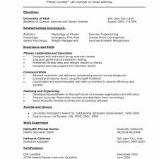 Lna Resume Cna Resume Template Awesome Cna Resumes Samples Certified Nursing 7