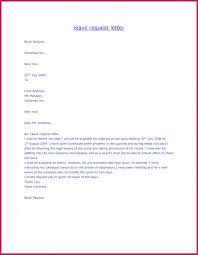 Sick Leave Letter New Letter Format School School Leave Leave