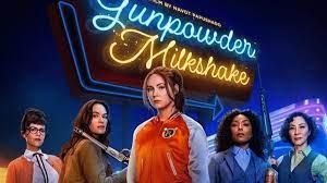 Gunpowder Milkshake - LEFToye