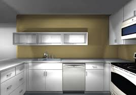 Horizontal Kitchen Wall Cabinets How Ikdo Transformed An Old Fashioned White Kitchen