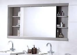 cabinet with mirror for bathroom heated bathroom mirror cabinet uk