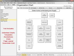 Gold Org Chart Business Systems Framework Box Theory Small Business Software