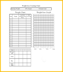 Weight Loss Record Sheet Weight Loss Tracking Sheets Free Printable Exercise Chart