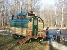 Small Picture Mans sheep wagons find niche in tiny house movement Local