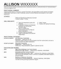 Sample Cover Letter For Oncology Pharmacist Oncology Pharmacist