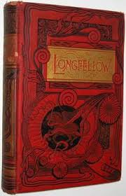 longfellow poems fine binding illustrated rare antique poetry  henry wadsworth longfellow poems and ballads 1888