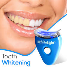 How To Use White Light Tooth Whitening System Teeth Whitening Mouth Piece