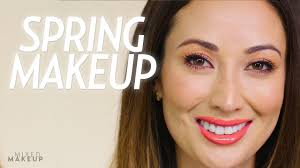 spring 2018 makeup looks gl skin peach makeup and more beauty with susan yara