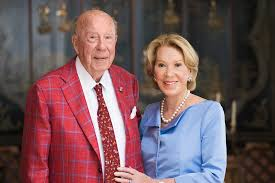 The Interview: Charlotte and George Shultz • The Nob Hill Gazette