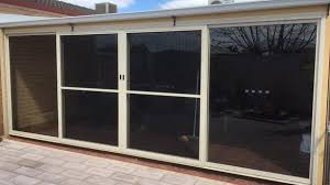 aluminium glass doors perth