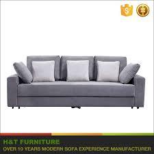 sofa bed modern fabric sofa sleeper