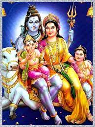 Lord Shiva Family HD Mobile Wallpapers ...