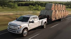 ford truck s towing capacity