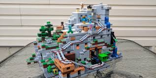 Real Life Lego House Lego Grings Minecraft To Real Life With The Lego Minecraft
