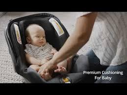 chicco keyfit 35 infant car seat demo