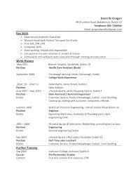 Resume Pro Hospital Volunteer Cover Letter Hospital Resume Medical