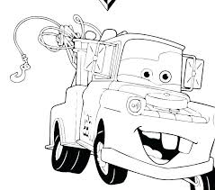 cars tow mater coloring page net pictures lightning mcqueen and pages lovely in free book with