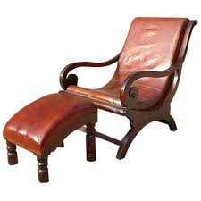 wood lounge chairs. Solid Wood Leather Recliner Lounge Chair Footstool Set Chairs S