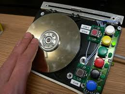 hddj turning an old hard disk drive into a rotary input device  hddj turning an old hard disk drive into a rotary input device