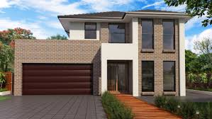 new two storey home design