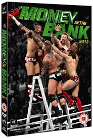 Wwe Money In The Bank 2013 Dvd Free Shipping Over 10 Hmv Store