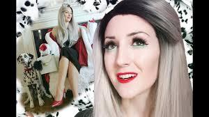 cruella de vil makeup tutorial collab w thesorrys