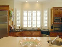Kitchen Window Shutters Interior Shutters By Home Depot Our No Hassle Shutters