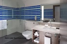 multi color bathroom rugs inspirational light blue bathroom rugs inspirational 19 lovely blue light in