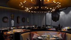 lighting in restaurants. Ruya In Dubai Is One Restaurant Where Designers Have Played A Significant Role To Create An Lighting Restaurants