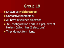 Unit 3 Periodic Table and Valence electrons - ppt video online ...