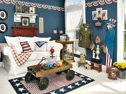 Small Picture Blue Navy Americana Home Decor