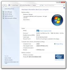 How To View System Information On Windows 7 Pureinfotech