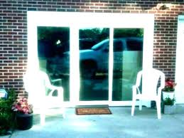sliding glass doors replacement cost replacing sliding glass door with french door cost replacement sliding glass