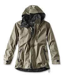 Orvis Waterproof Rain Jacket Orvis