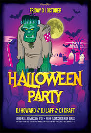 halloween party flyer template free free halloween flyer templates for photoshop by elegantflyer