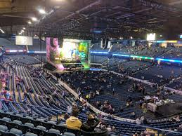 Allstate Arena Rosemont Il Seating Chart Allstate Arena Section 216 Concert Seating Rateyourseats Com